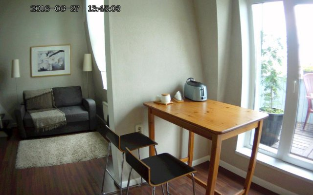 Апартаменты Komendantsky Apartment Санкт-Петербург комната для гостей