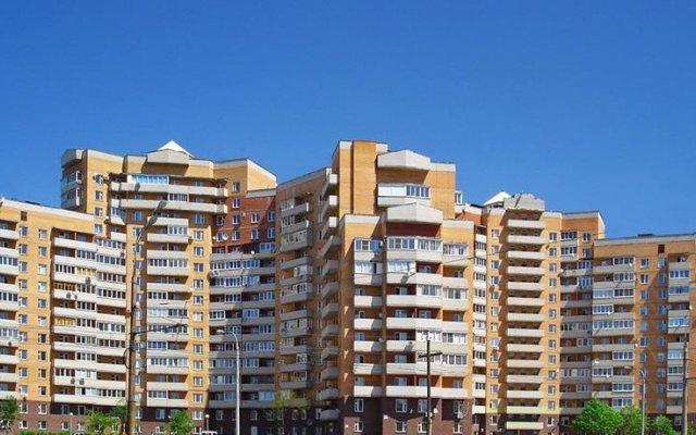 Хостел Тольятти вид на фасад