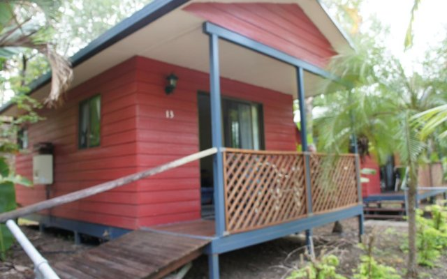 big4 port douglas glengarry holiday park palm cove. Black Bedroom Furniture Sets. Home Design Ideas