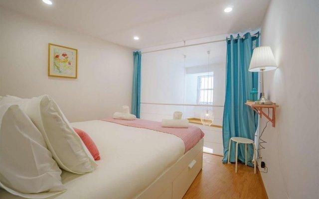 Отель Modern Central Alfama II комната для гостей