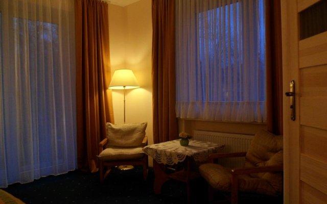 Отель Pokoje Gościnne Koralik комната для гостей