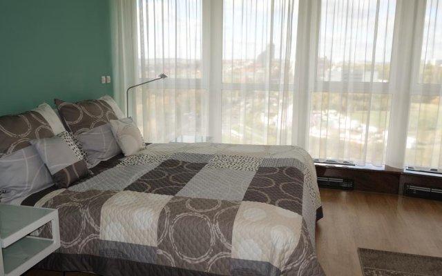 Отель Penthouses Vinice комната для гостей