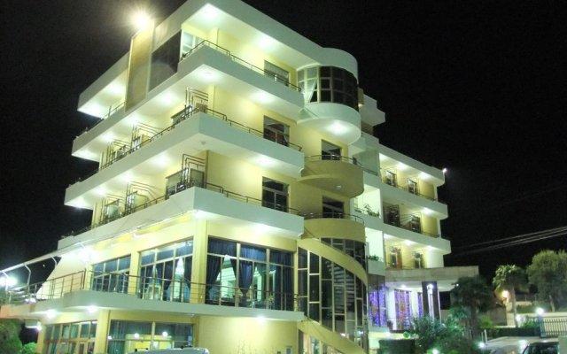 Отель Paradise Beach вид на фасад