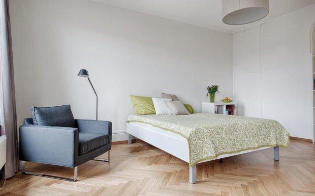 Отель Am Pavillon, Bed&Breakfast комната для гостей