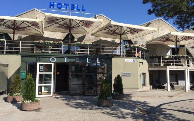 Lavendel Spa Hotel вид на фасад