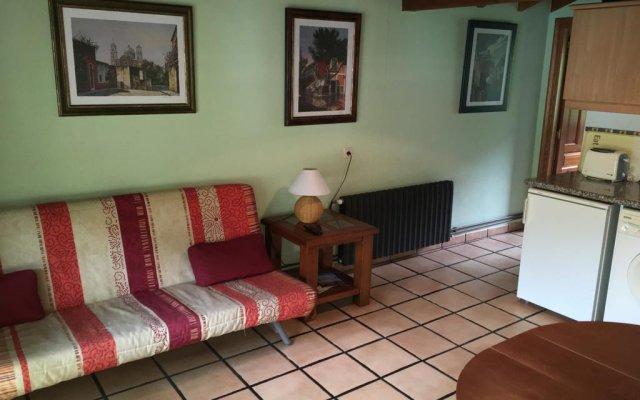 Отель A Pie De Picos Кангас-де-Онис комната для гостей
