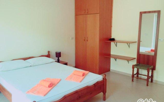 Отель Villa Marku Soanna Албания, Ксамил - отзывы, цены и фото номеров - забронировать отель Villa Marku Soanna онлайн комната для гостей