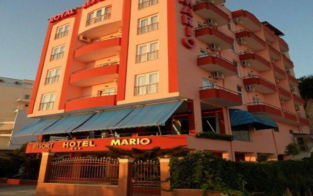 Отель Mario Hotel Албания, Саранда - отзывы, цены и фото номеров - забронировать отель Mario Hotel онлайн вид на фасад