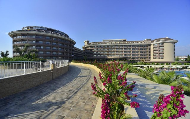 Sunmelia Beach Resort Hotel & Spa - All Inclusive пляж
