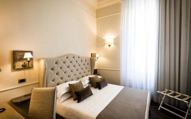 Отель Palazzo Lorenzo Hotel Boutique Италия, Флоренция - 1 отзыв об отеле, цены и фото номеров - забронировать отель Palazzo Lorenzo Hotel Boutique онлайн комната для гостей