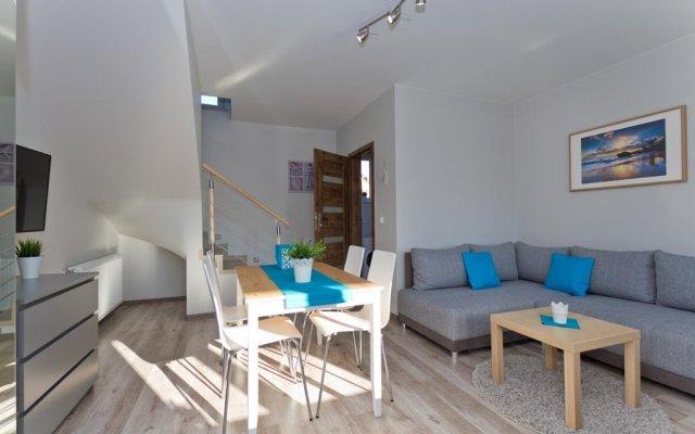 Отель Domki Avir комната для гостей