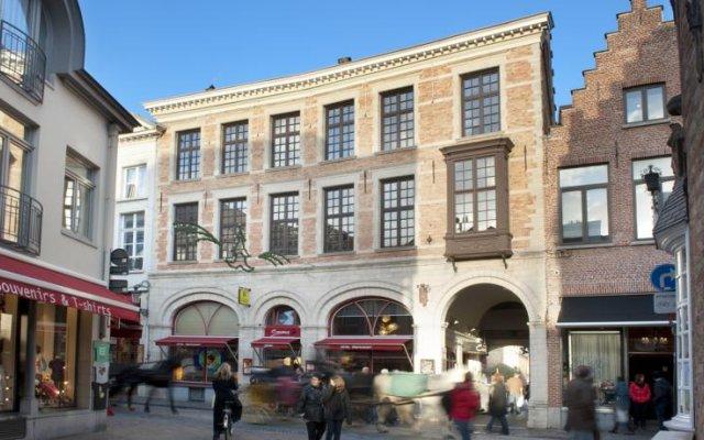 Hotel Bourgoensch Hof 0