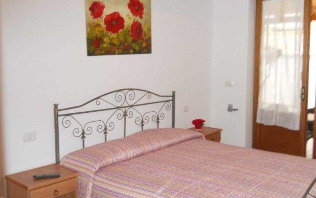 Отель B&b La Saracina Пресичче комната для гостей
