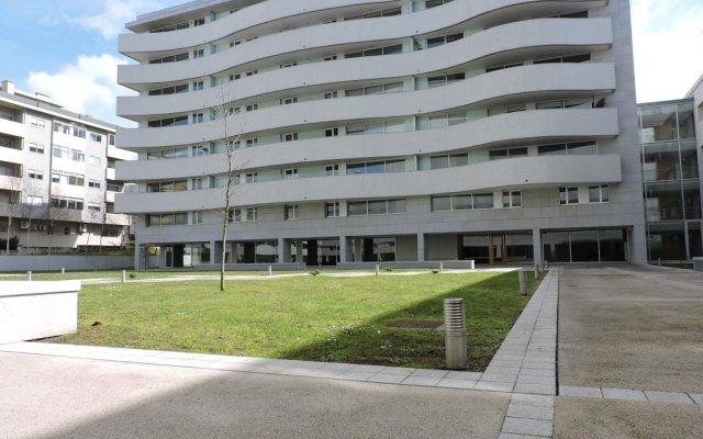 Отель Rs Porto Boavista Studios вид на фасад