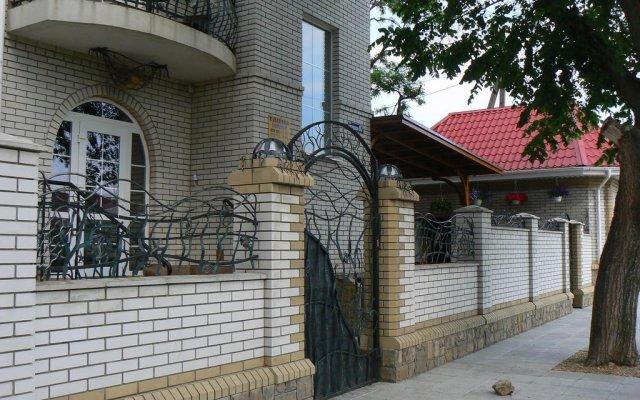 Гостиница Guest House Columb вид на фасад