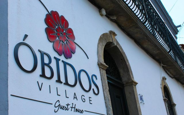 Отель Óbidos Village Guest House вид на фасад