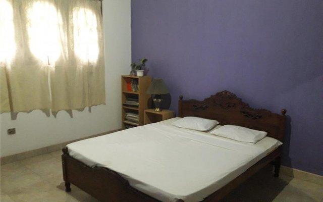 Отель Greenwood Kandy Homestay комната для гостей