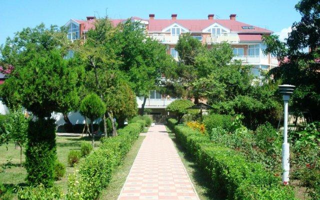 Гостиница Pansionat Zvezdochka