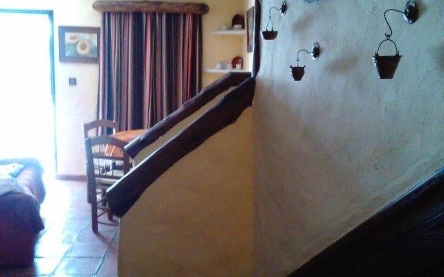 Отель El Rinconcito Захара комната для гостей