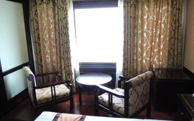 Отель Starlight Cruiser Халонг комната для гостей