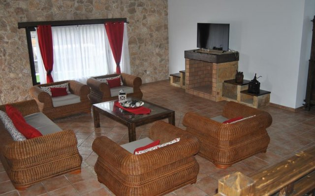 Отель Villa El Valle Испания, Пахара - отзывы, цены и фото номеров - забронировать отель Villa El Valle онлайн комната для гостей