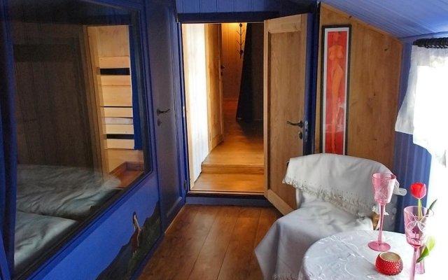 Отель Regnbuegården комната для гостей