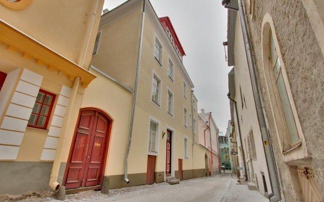 Апартаменты Daily Apartments - Sauna вид на фасад