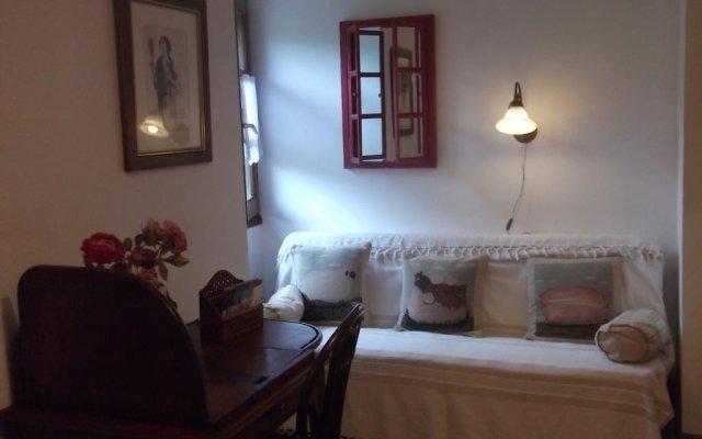 Отель Donamariako Benta комната для гостей