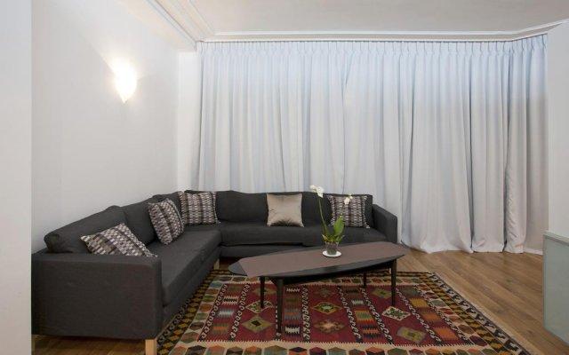 Отель Rambuteau Apartment Франция, Париж - отзывы, цены и фото номеров - забронировать отель Rambuteau Apartment онлайн комната для гостей