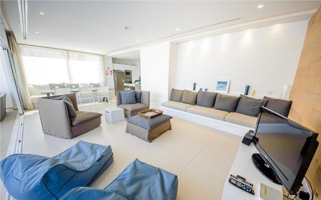 Отель Oceanview Villa 100 Кипр, Протарас - отзывы, цены и фото номеров - забронировать отель Oceanview Villa 100 онлайн комната для гостей