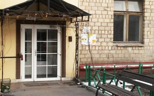 Апартаменты Apart Lux Фрунзенская Набережная вид на фасад