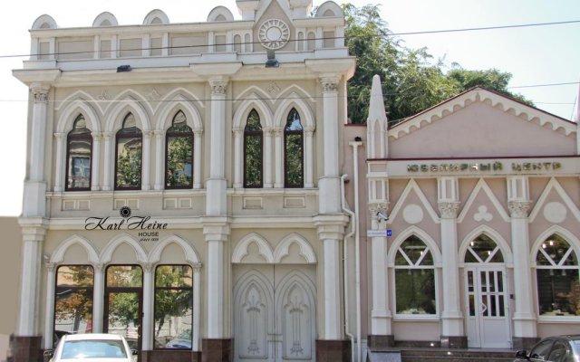 Гостиница Karl Heine house вид на фасад