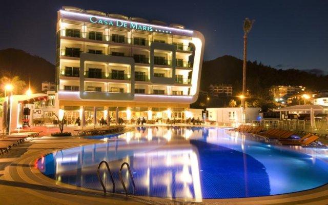 Casa De Maris Spa & Resort Hotel - All Inclusive Мармарис бассейн