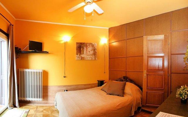 Апартаменты Budahome Apartments Будапешт комната для гостей