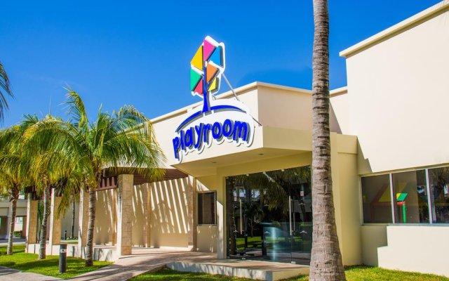 Отель Moon Palace Golf & Spa Resort - Все включено Мексика, Канкун - отзывы, цены и фото номеров - забронировать отель Moon Palace Golf & Spa Resort - Все включено онлайн вид на фасад