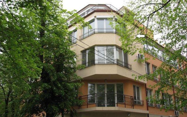 Апартаменты Galeria Apartments вид на фасад