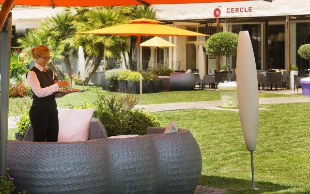 Le Grand Hotel Cannes Канны