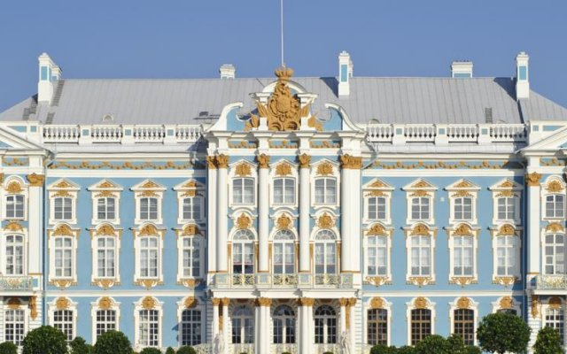 Гостиница Pevcheskaya Bashnya вид на фасад
