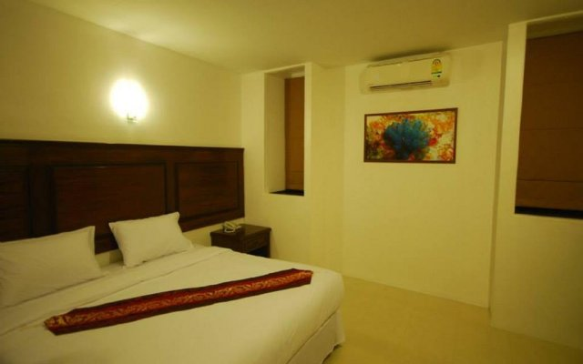 Отель Patong Budget Rooms комната для гостей