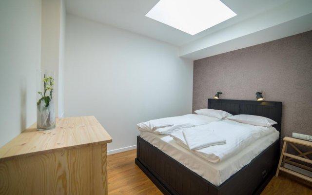 Отель Apartamenty I Pokoje Krupówki 49 Закопане комната для гостей