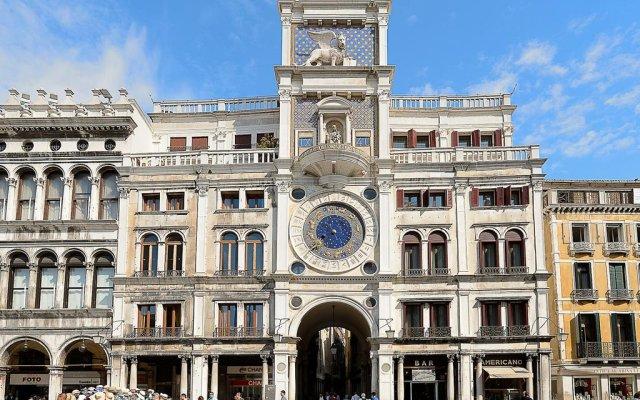 Отель Bellevue & Canaletto Suites Италия, Венеция - отзывы, цены и фото номеров - забронировать отель Bellevue & Canaletto Suites онлайн вид на фасад