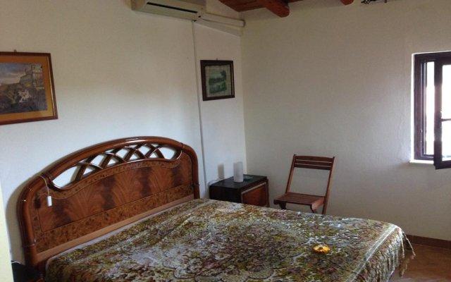 Отель Beb Eclissi Фонтане-Бьянке комната для гостей