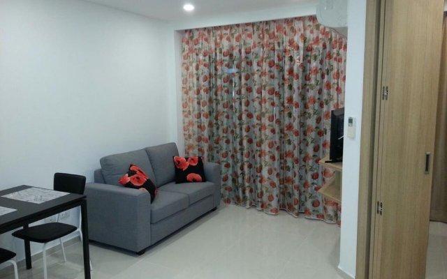 Отель City Garden Tropicana комната для гостей