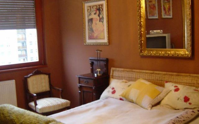 Отель Kleopátra Будапешт комната для гостей