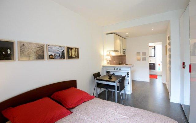 Отель La Campagne à Paris B&B Франция, Париж - отзывы, цены и фото номеров - забронировать отель La Campagne à Paris B&B онлайн комната для гостей