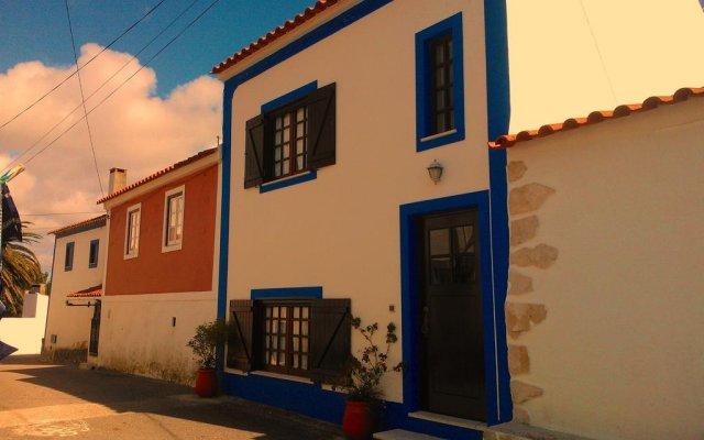 Отель Casa Azul Obidos вид на фасад