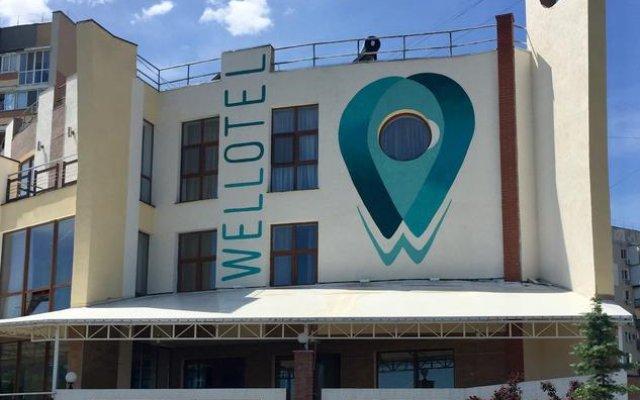 Робин Бобин Мини-Отель вид на фасад