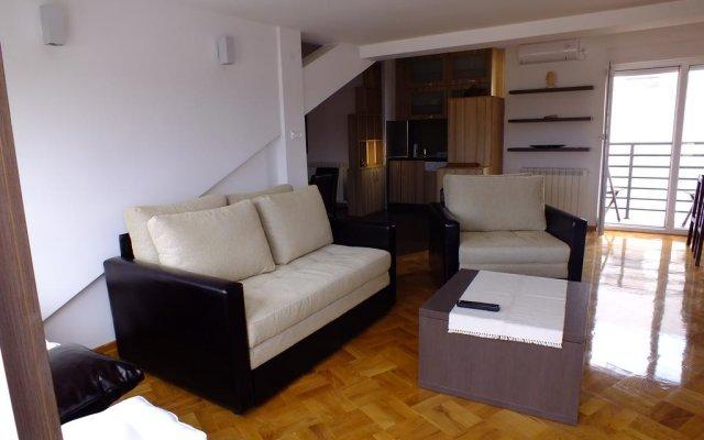 Апартаменты Apartment Tref комната для гостей