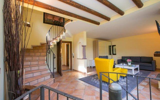 Отель Casa Cima Порлецца комната для гостей