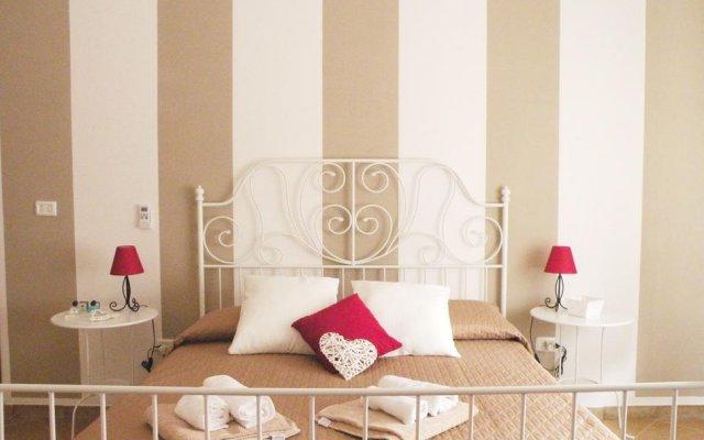 Отель Le Mura House Сиракуза комната для гостей